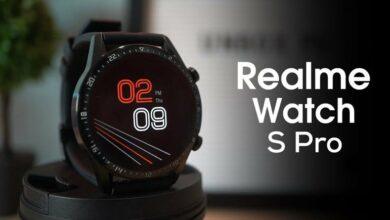 Realme Watch S Pro'nun Tanıtım Tarihi ve Fiyatı Açıklandı
