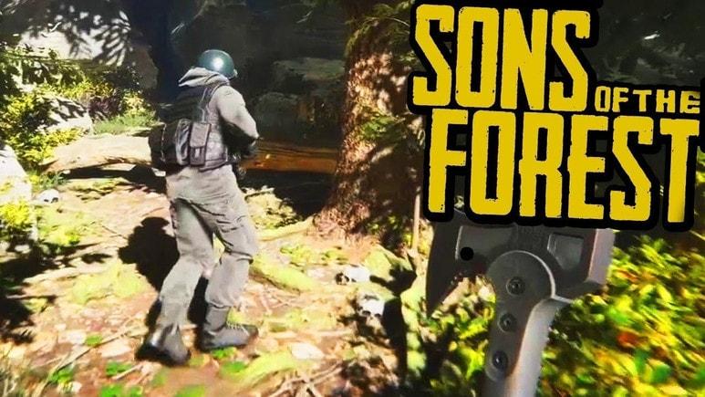 Sons of The Forest Oyunundan İlk Fragman Geldi
