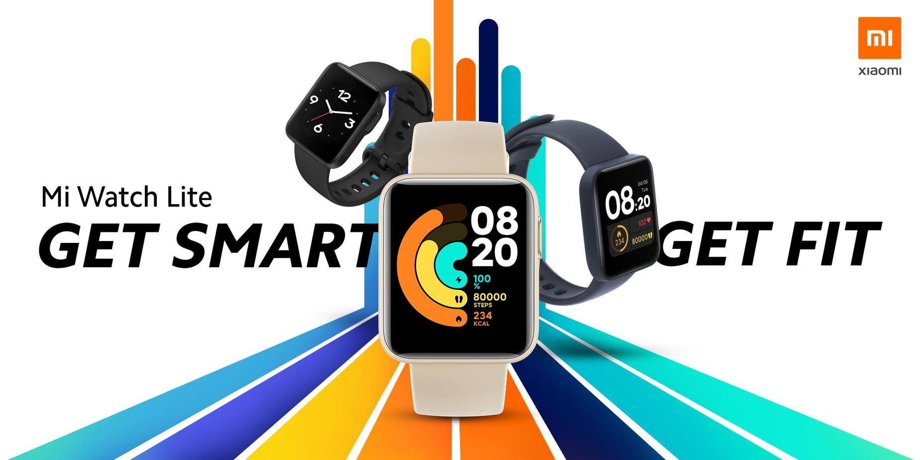 Xiaomi Mi Watch ve Mi Watch Lite Türkiye'de Satışa Çıktı