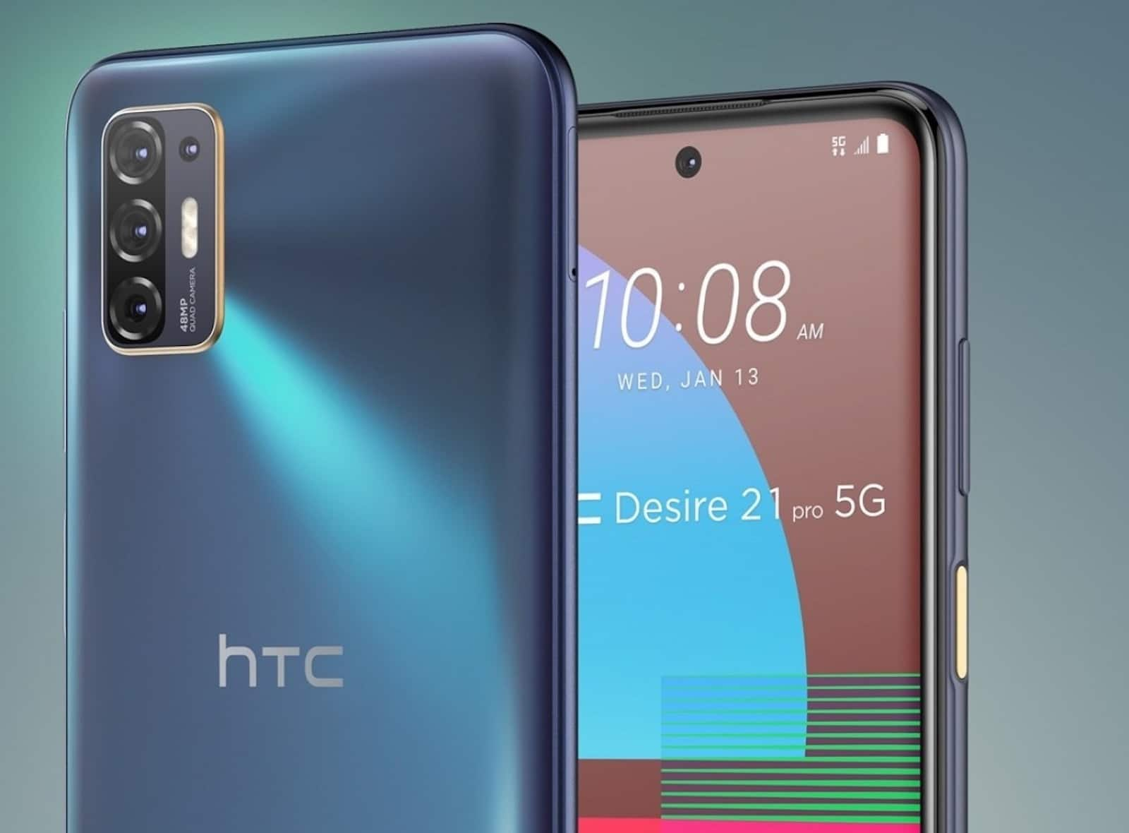 HTC Desire 21 Pro 5G Fiyatıyla Birlikte Tanıtıldı