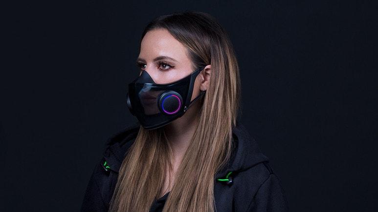 Razer Yeni Koronavirüs Maskesi İle Karşımıza Çıktı