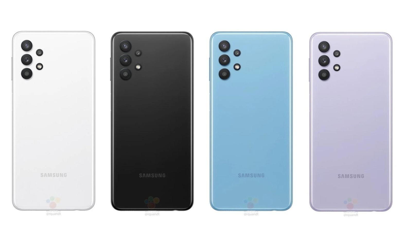 Samsung'un Bütçe Dostu Galaxy A32 5G Modeli Karşımızda